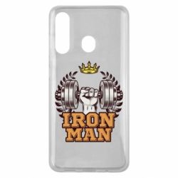 Чохол для Samsung M40 Iron man and sports