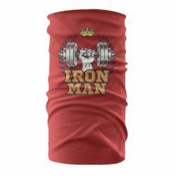 Бандана-труба Iron man and sports