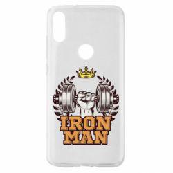 Чохол для Xiaomi Mi Play Iron man and sports