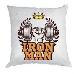 Подушка Iron man and sports