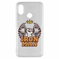 Чохол для Xiaomi Mi8 Iron man and sports