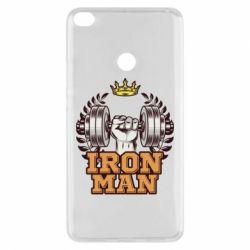 Чохол для Xiaomi Mi Max 2 Iron man and sports