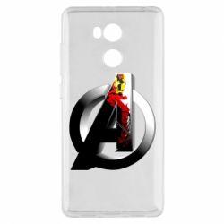 Купить Мстители, Чехол для Xiaomi Redmi 4 Pro/Prime Iron Man by Mad, FatLine