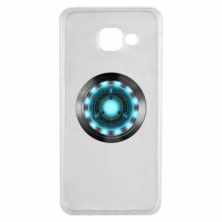 Чехол для Samsung A3 2016 Iron Man Device