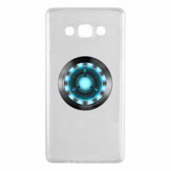 Чехол для Samsung A7 2015 Iron Man Device
