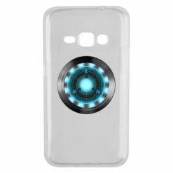 Чехол для Samsung J1 2016 Iron Man Device