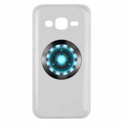 Чехол для Samsung J2 2015 Iron Man Device