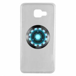 Чехол для Samsung A7 2016 Iron Man Device