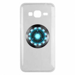 Чехол для Samsung J3 2016 Iron Man Device