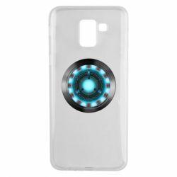 Чехол для Samsung J6 Iron Man Device
