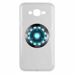Чехол для Samsung J7 2015 Iron Man Device