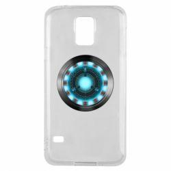 Чехол для Samsung S5 Iron Man Device