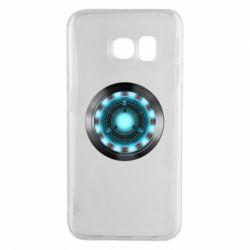 Чехол для Samsung S6 EDGE Iron Man Device