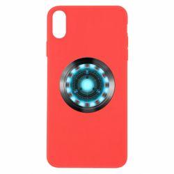 Чехол для iPhone Xs Max Iron Man Device