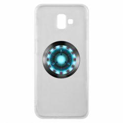 Чехол для Samsung J6 Plus 2018 Iron Man Device
