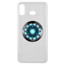 Чехол для Samsung A6s Iron Man Device