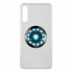 Чехол для Samsung A7 2018 Iron Man Device