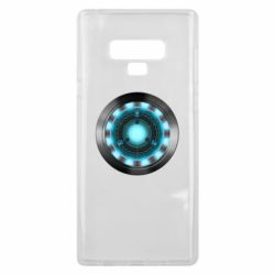 Чехол для Samsung Note 9 Iron Man Device