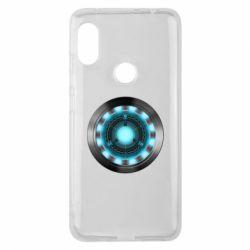 Чехол для Xiaomi Redmi Note 6 Pro Iron Man Device