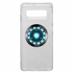 Чехол для Samsung S10+ Iron Man Device