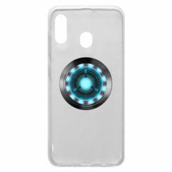 Чехол для Samsung A20 Iron Man Device