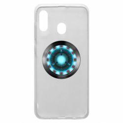 Чехол для Samsung A30 Iron Man Device