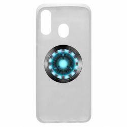 Чехол для Samsung A40 Iron Man Device