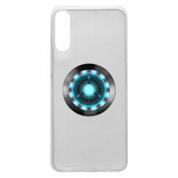 Чехол для Samsung A70 Iron Man Device