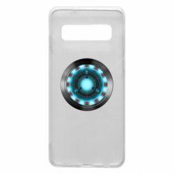 Чехол для Samsung S10 Iron Man Device