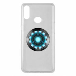 Чехол для Samsung A10s Iron Man Device