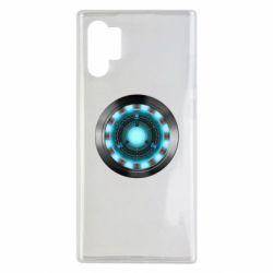 Чехол для Samsung Note 10 Plus Iron Man Device