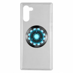 Чехол для Samsung Note 10 Iron Man Device