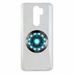 Чехол для Xiaomi Redmi Note 8 Pro Iron Man Device