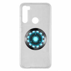 Чехол для Xiaomi Redmi Note 8 Iron Man Device