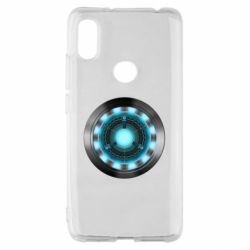 Чехол для Xiaomi Redmi S2 Iron Man Device