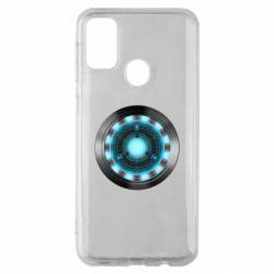 Чехол для Samsung M30s Iron Man Device