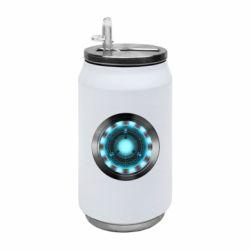 Термобанка 350ml Iron Man Device