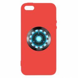 Чехол для iPhone5/5S/SE Iron Man Device