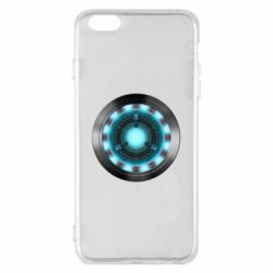Чехол для iPhone 6 Plus/6S Plus Iron Man Device