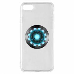 Чехол для iPhone 8 Iron Man Device