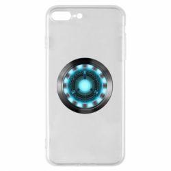 Чехол для iPhone 8 Plus Iron Man Device