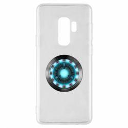 Чехол для Samsung S9+ Iron Man Device