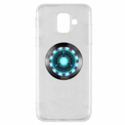 Чехол для Samsung A6 2018 Iron Man Device
