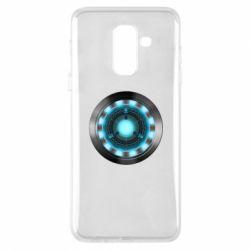 Чехол для Samsung A6+ 2018 Iron Man Device