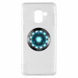 Чехол для Samsung A8 2018 Iron Man Device