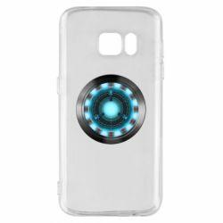 Чехол для Samsung S7 Iron Man Device