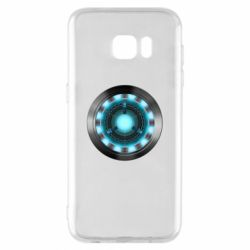 Чехол для Samsung S7 EDGE Iron Man Device