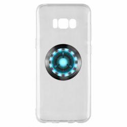 Чехол для Samsung S8+ Iron Man Device