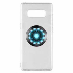 Чехол для Samsung Note 8 Iron Man Device