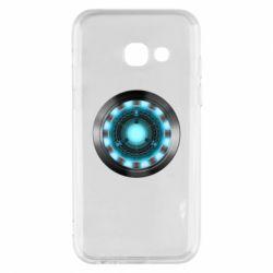 Чехол для Samsung A3 2017 Iron Man Device